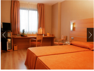 Hotel 3 Estrellas en Cartagena-Murcia