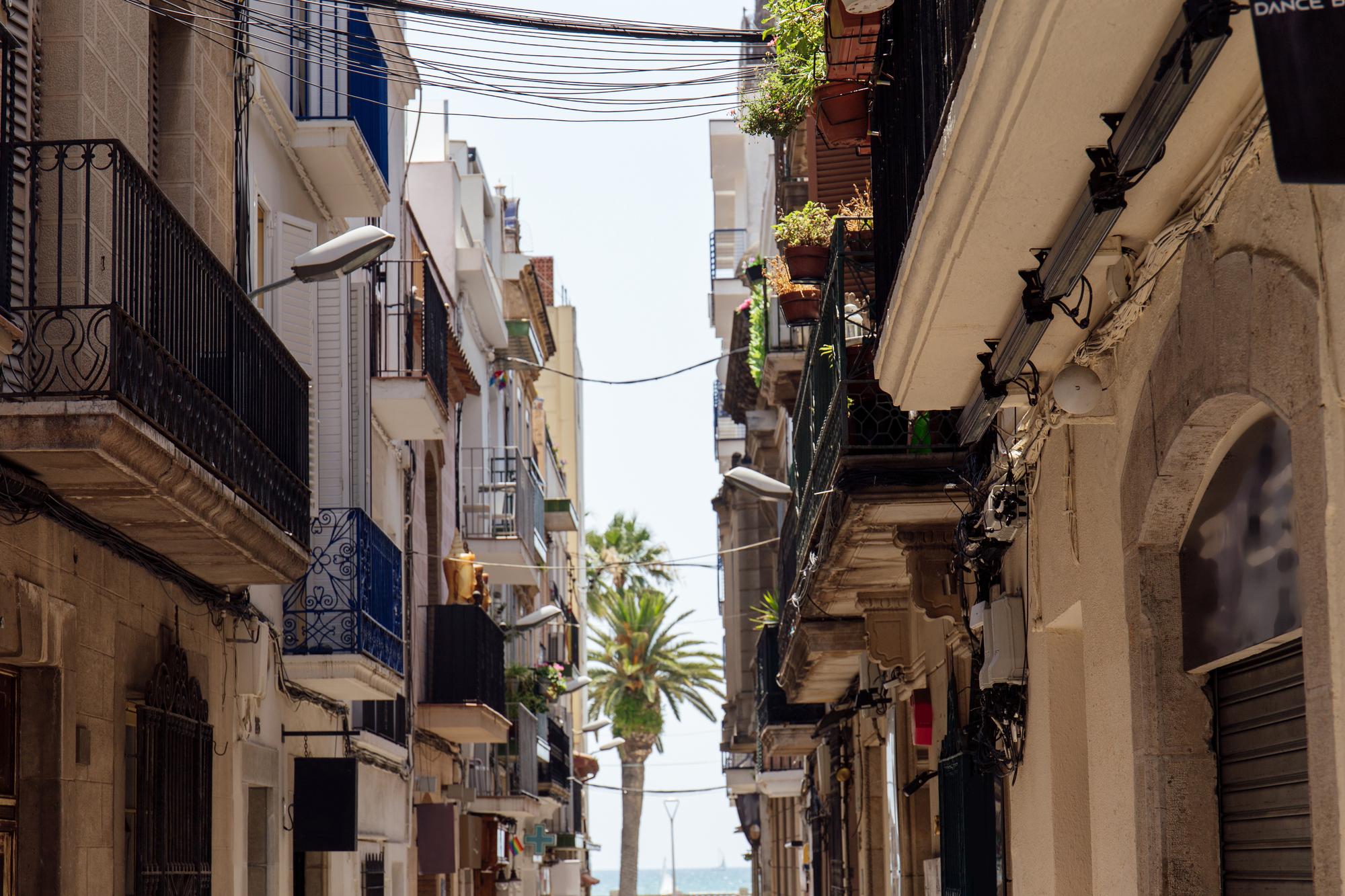 Edificio en Barrio de Gracia